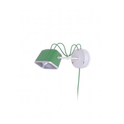 Wall Mounted MOB Lamp | Mat Green