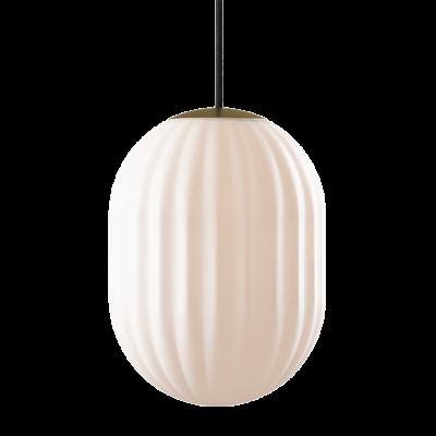 Pendant Lamp Bright Modeco + | Brass & Black Cord