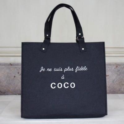 Plus fidèle à Coco | Black