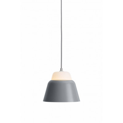 Modu Pendant Lamp Glass   Grey