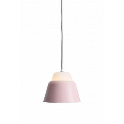 Modu Pendant Lamp Glass   Pink
