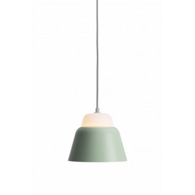 Modu Pendant Lamp Glass   Mint