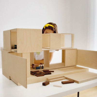 Modular House   Raw