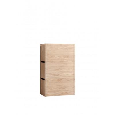 3-er Set Aufbewahrungsboxen | Oak & Weiss