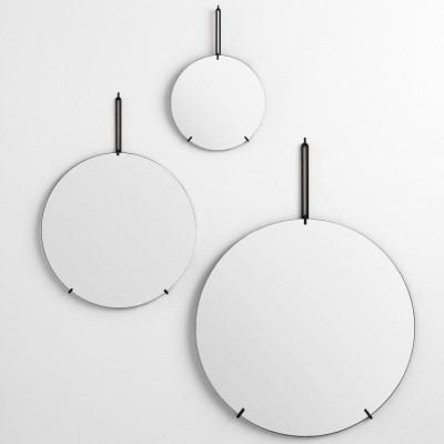 Wandspiegel | Schwarz