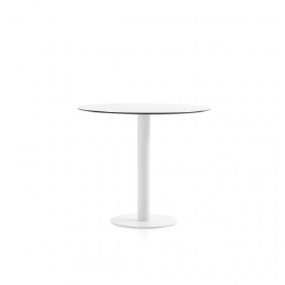 Outdoor Table Mona Ø70 cm | White