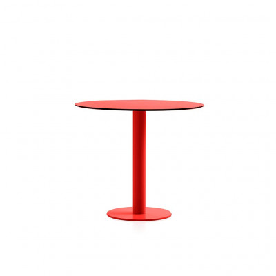 Outdoor Table Mona Ø70 cm | Red