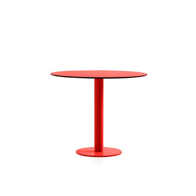 Outdoor Table Mona Ø80 cm | Red