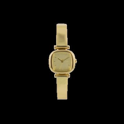 Moneypenny Metallic Watch   Gold