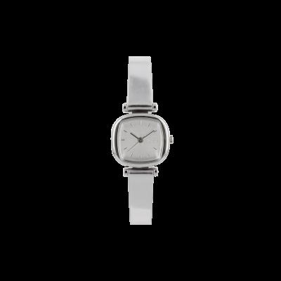 Moneypenny Metallic Watch   Silver