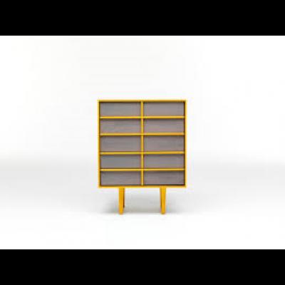 Mönchsanrichte | Fünf Schubladen