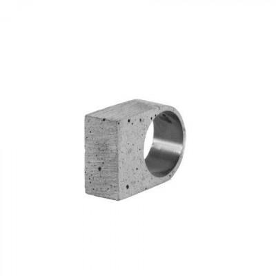 Ring 18 mm MONOLOG | Grau