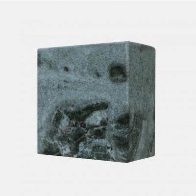 Magnetischer Marmorwürfel MONOLYTH | Verde Viana