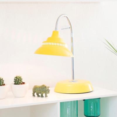 Big Table Lamp   Yellow