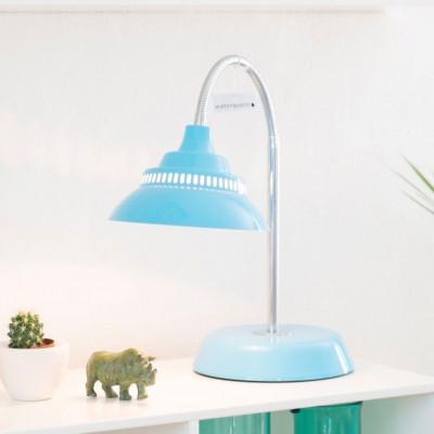 Big Table Lamp   Light Turquoise