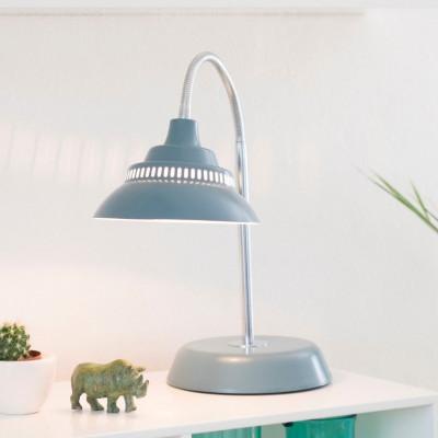Big Table Lamp   Petrol