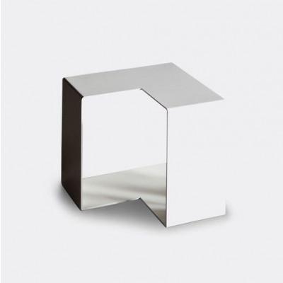 Beistelltisch Jigsaw | Weiß