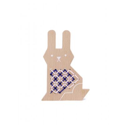 Cross Stitch Friend | Rabbit