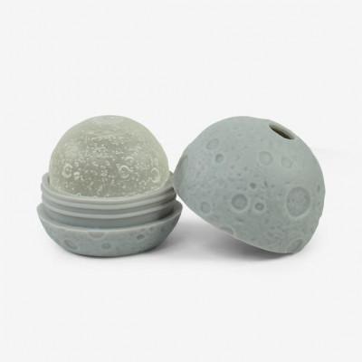 Eiskugelmuffel Mond   Grau