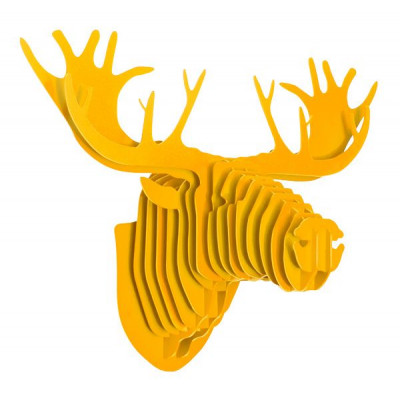Moose | Dark Yellow