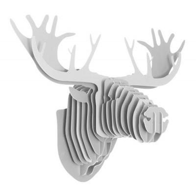 Moose | White
