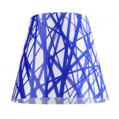 Wechelbarem Design-Cover Swap | Blaue Linien
