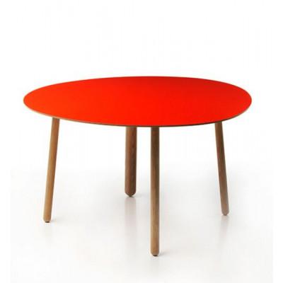 Morris-Kaffeetisch Rot