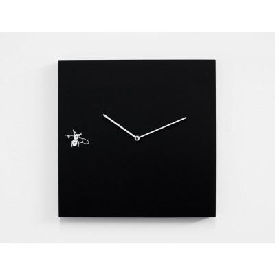 Mosca Uhr Schwarz