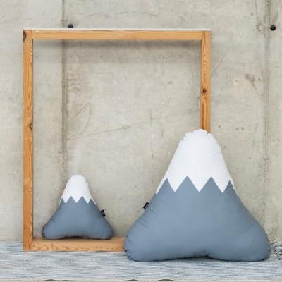 Bergkissen | Grau