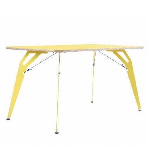 Mount Everest Table | Yellow