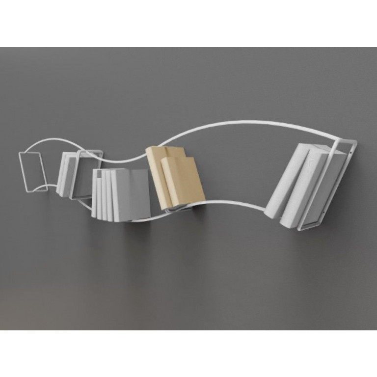 OH! Book Shelf | White
