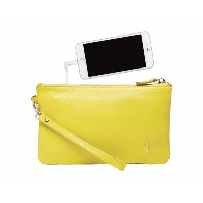 Mightypurse Wrislet | Yellow