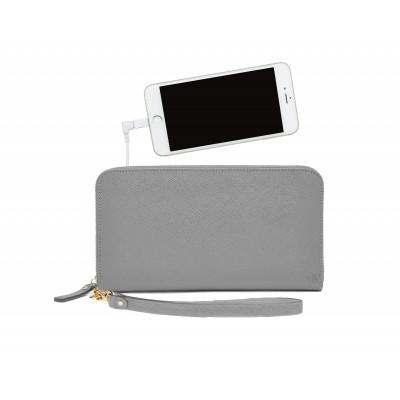 Mightypurse Wallet | Grey