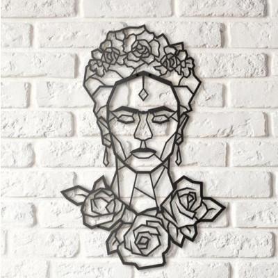 Wanddekoration Frida Kahlo