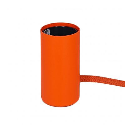 Tischwandleuchte Magnetico Plug   Orange