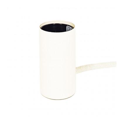 Tischwandleuchte Magnetico Plug   Weiß