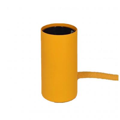 Tischwandleuchte Magnetico Plug   Gelb
