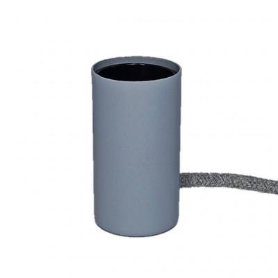 Tischwandleuchte Magnetico Plug   Grau