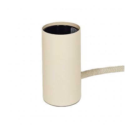 Tischwandleuchte Magnetico Plug   Creme