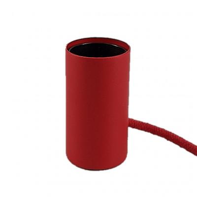 Tischwandleuchte Magnetico Plug   Rot