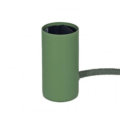 Tischwandleuchte Magnetico Plug   Grün