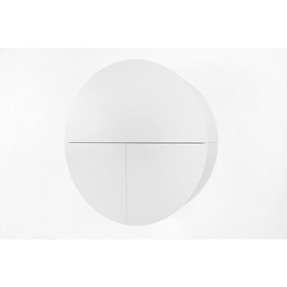 Schreibtisch Pill | Weiß