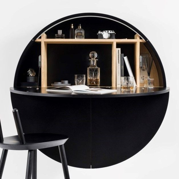Desk Pill | Black