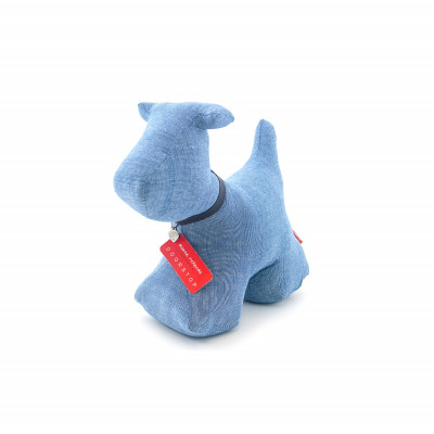 Türstopper Max der Hund | Slubby Blau