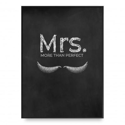 Poster | Frau Perfekt 2