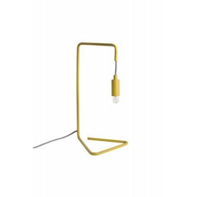 Desk Lamp   Mustard