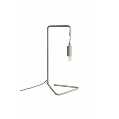 Desk Lamp   Light Brown