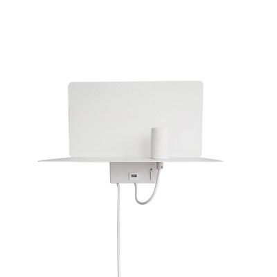 Lampenhalter   Weiß