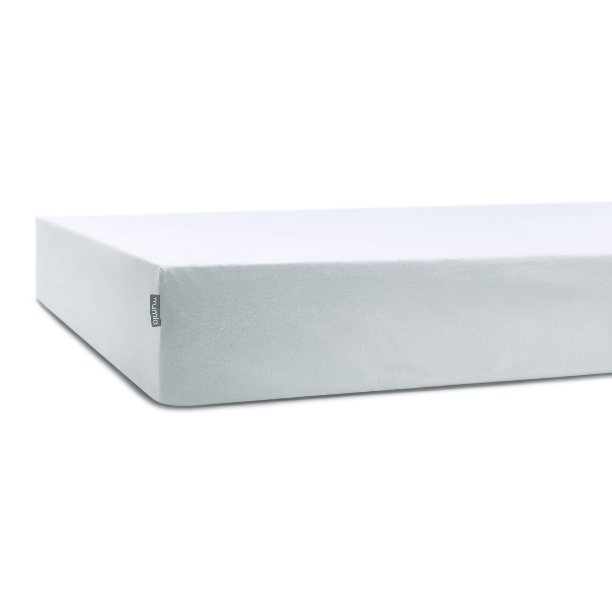 Betttuch   Weiß