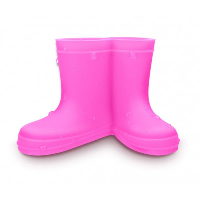 Wet Booties Toothbrush Holder | Pink